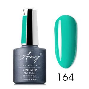 Oja semipermanenta Amy Cosmetic - One Step 164