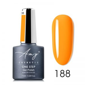 Oja semipermanenta Amy Cosmetic - One Step 188