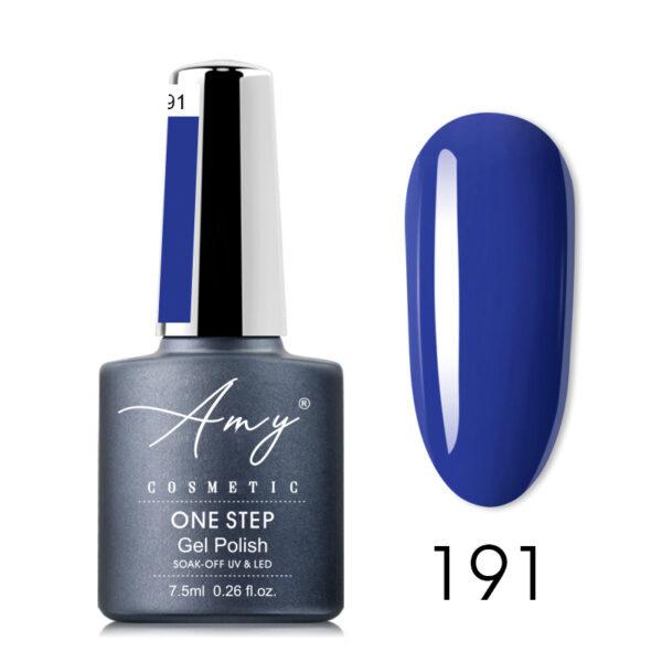Oja semipermanenta Amy Cosmetic - One Step 191